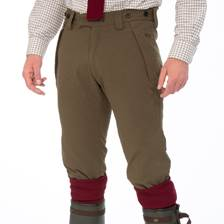 b4075cb99f766 Alan Paine Dunswell Waterproof Trouser - Olive